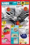 A101 Market 19 Kasım 2015 Katalogu - Porselen Demlikli Çay
