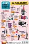 A101 Market 19 Kasım 2020 Kataloğu - Arzum Multi Blender Seti