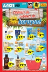 A101 Market 2-8 Haziran 2016 İndirim Katalogu - Nivea Güneş Sütü