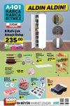 A101 Market 2 Ocak 2020 Kataloğu - 8 Raflı Çok Amaçlı Dolap