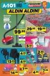 A101 Market 2 Şubat 2017 Katalogu - Kiwi Elektrikli Süpürge