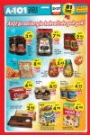 A101 Market 21-27 Eylül 2015 Aktüel Ürünler Katalogu - Kahvaltılık
