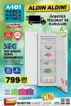 A101 Market 21 Haziran 2018 Fırsatları - SEG Derin Dondurucu