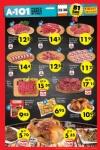 A101 Market 22-28 Ağustos 2016 Katalogu - Et Ürünleri