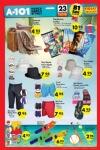 A101 Market 23.06.2016 Perşembe Katalogu - Plaj Ürünleri
