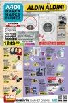 A101 Market 23 Nisan 2020 Kataloğu - FLAVEL Çamaşır Makinesi