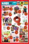 A101 Market 24 Mart 2016 Katalogu - Bahçe Hortumu Seti