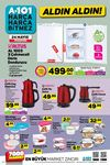 A101 Market 24 Mayıs Fırsatları - Altus 3 Çekmeceli Derin Dondurucu