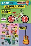 A101 Market 25 Mayıs 2017 Katalogu - 20 Jant Bisiklet