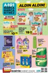 A101 Market 25 Nisan 2019 İndirimleri - Soffio Çocuk Külot Bezi