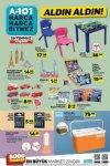 A101 Market 25 Temmuz 2019 Kataloğu - Çocuk Masası