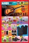 A101 Market 26 Kasım 2015 Katalogu - JWIN Klasik Gitar