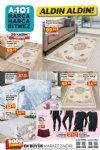 A101 Market 26 Kasım 2020 Kataloğu - Kadife Saçaklı Salon Halısı