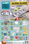 A101 Market 27 Eylül 2018 Kataloğu - Mutfak Ürünleri