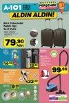 A101 Market 27 Nisan 2017 Katalogu - Kabin Tipi Sert Valiz