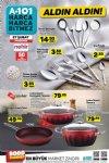 A101 Market 27 Şubat 2020 Kataloğu - Hascevher Lotus Granit Tava