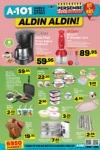A101 Market 28 Eylül 2017 - Kiwi Filtre Kahve Makinesi