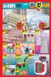 A101 Market 30.07.2015 Aktüel Ürünler Kataloğu