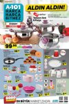 A101 Market 31 Ekim 2019 Aktüel Kataloğu - Mutfak Ürünleri