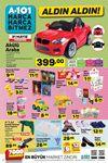 A101 Market 31 Mayıs Katalogu - Akülü Araba