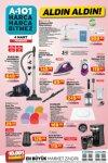 A101 Market 4 Mart 2021 Kataloğu - Singer Dikiş Makinesi