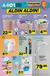 A101 Market 4 Mayıs 2017 Katalogu - Sensio Robot Duş Sistemi
