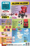 A101 Market 4 Nisan 2019 Kataloğu - Fisher-Price Mama Sandalyesi