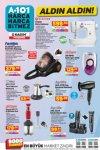 A101 Market 5 Kasım 2020 Kataloğu - Singer Dikiş Makinesi