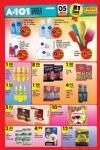 A101 Market 5 Mayıs 2016 Aktüel Ürünler Katalogu