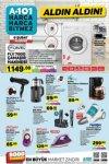 A101 Market 6 Şubat 2020 Kataloğu - FLAVEL Çamaşır Makinesi