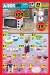 A101 Market 7-13 Temmuz 2016 Katalogu - Luxell Mini Fırın