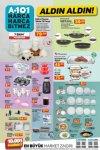 A101 Market 7 Ekim 2021 Kataloğu - 12 Parça Kahve Fincanı Takımı