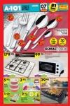 A101 Market 7 Ocak 2016 Katalogu - Luxell Mini Fırın