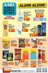 A101 Market 8 Ekim 2020 İndirimli Ürünler Broşürü