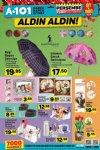 A101 Market 8 Şubat 2018 Kataloğu - Lisanslı Çocuk Şemsiye