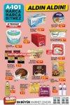 A101 Market 8 Temmuz 2021 İndirimli Ürünler Broşürü