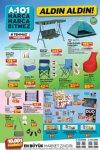A101 Market 8 Temmuz 2021 Kataloğu - 3 Kişilik Kamp Çadırı