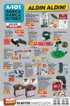 A101 Market 9 Eylül 2021 Kataloğu - Piranha Dekupaj Testere