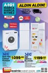 A101 Market 9 Ocak 2020 Kataloğu - SEG Buzdolabı