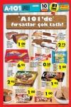 A101 Market Aktüel Ürünler 10 Aralık 2015 Broşürü - Doma Swiss Roll