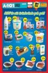 A101 Market Fırsatları 14-20 Aralık 2015 - Süt Ürünleri
