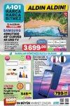 A101 Samsung 4K Curved Tv - A101 13 Haziran 2019 Kataloğu