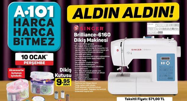 A101 10 Ocak 2019 Aktüel Ürünler Kataloğu