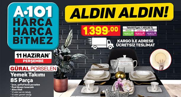 A101 11 Haziran 2020 Aktüel Ürünler Kataloğu