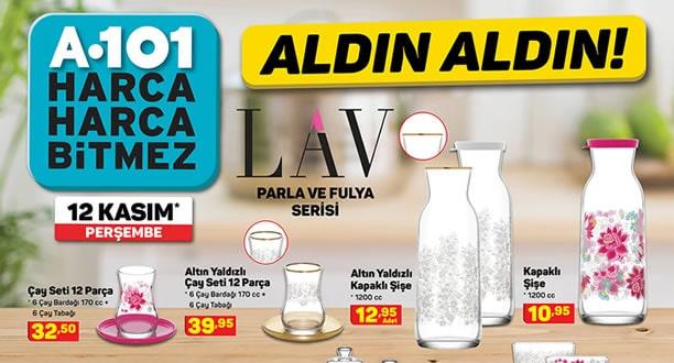 A101 12 Kasım 2020 Aktüel Ürünler Kataloğu