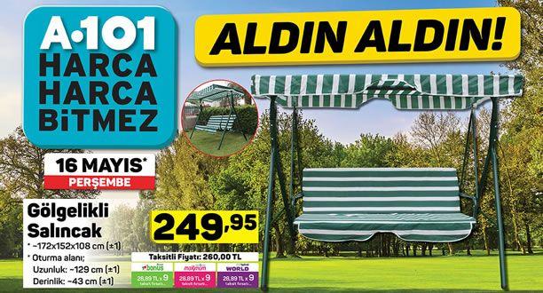 A101 16 Mayıs 2019 Aktüel Ürünler Kataloğu