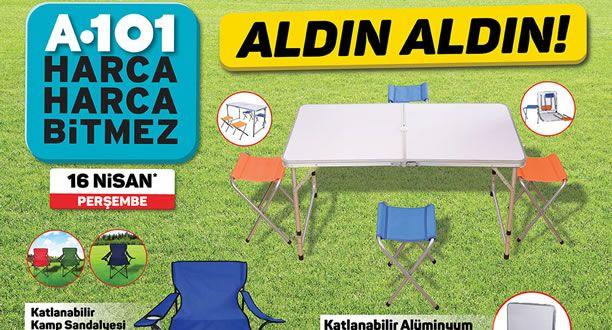 A101 16 Nisan 2020 Aktüel Ürünler Kataloğu