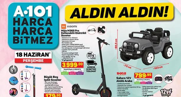 A101 18 Haziran 2020 Aktüel Ürünler Kataloğu