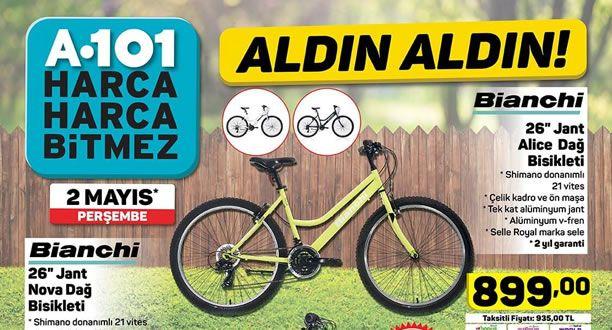 A101 2 Mayıs 2019 Aktüel Ürünler Kataloğu