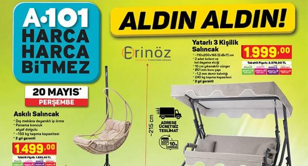 A101 20 Mayıs 2021 Aktüel Ürünler Kataloğu